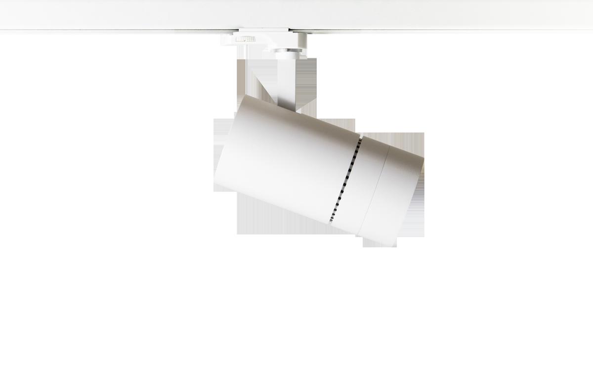 tube spot led design sur rail luminaire id al pour. Black Bedroom Furniture Sets. Home Design Ideas